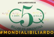 Diretta Streaming Live Mondiali di Biliardo a 5 birilli in Argentina 2017